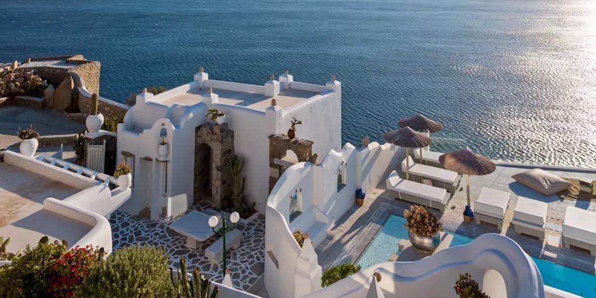 Greco Philia | Hotel Boutique Mykonos
