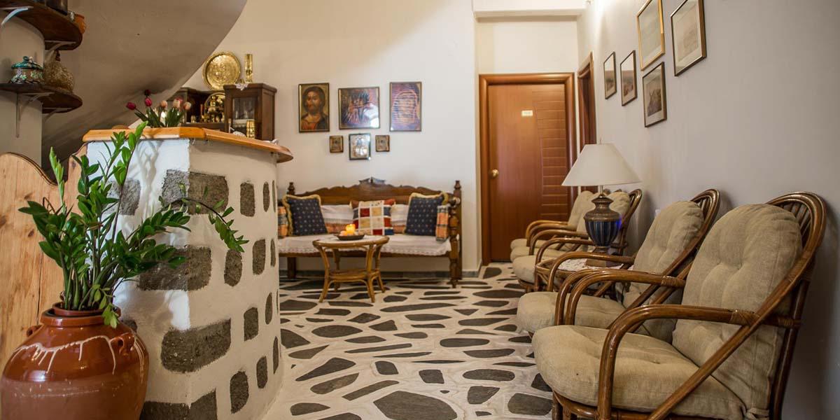 Grikos Hotel Patmos