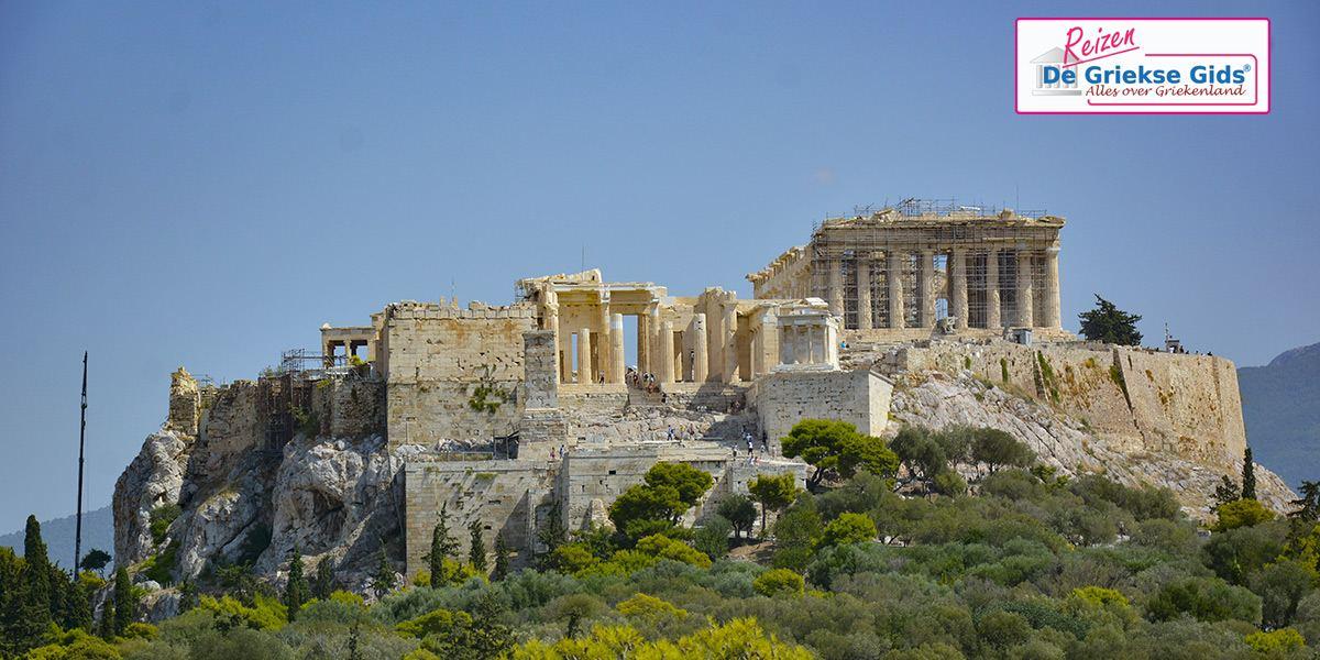 Groepsreis Klassiek Griekenland I