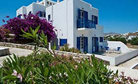 Gryparis Club Apartments Mykonos