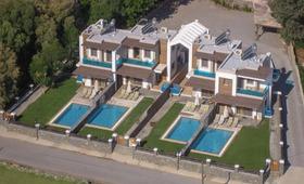 Horizon Line villas (incl. auto)