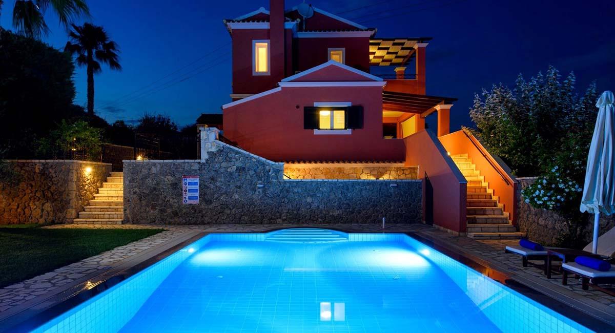 Il Tesori Dassia Villas Corfu
