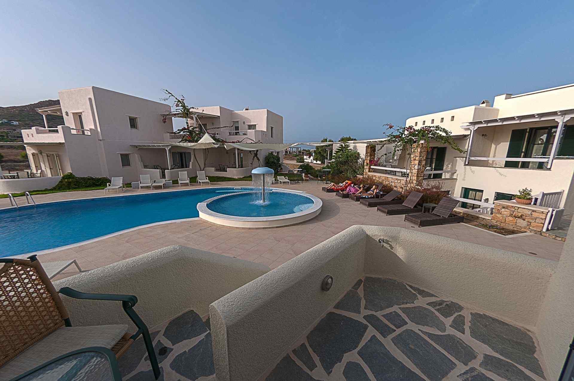 Iliada Villas Naxos