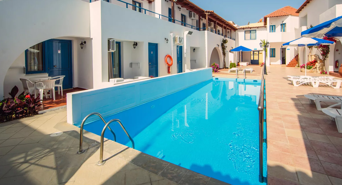 Iliana hotel Panormos