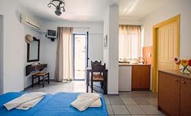 Iliana studios en apartments