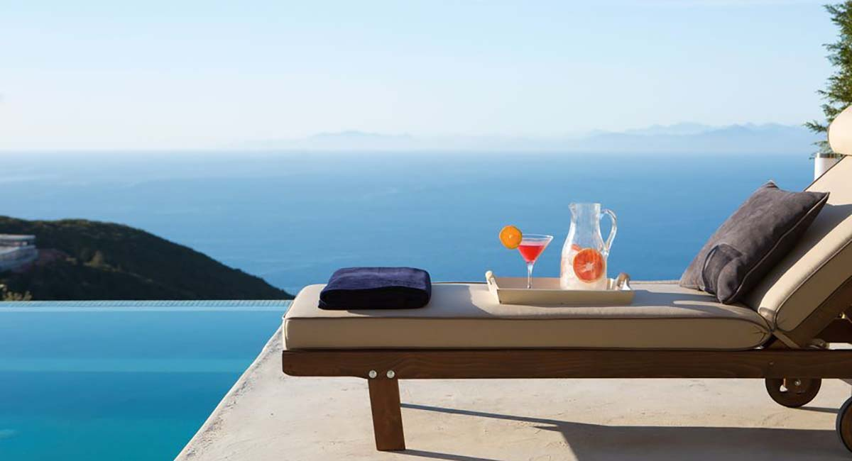 Ionian Horizon Villas Lefkas