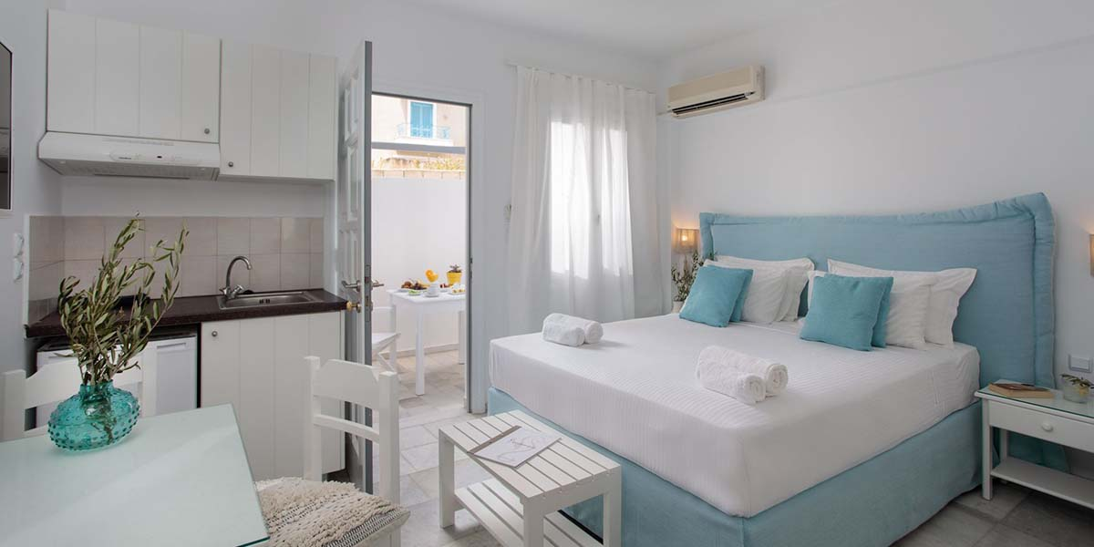 Ippokampos Apartments Naxos
