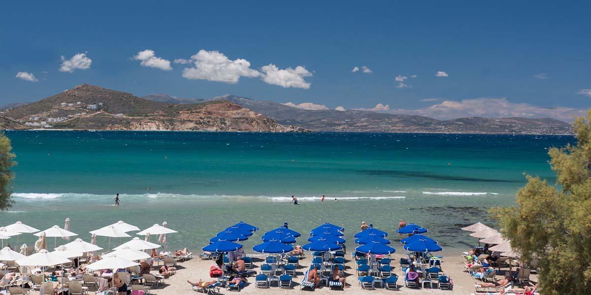 Ippokampos Beachfront Hotel Naxos