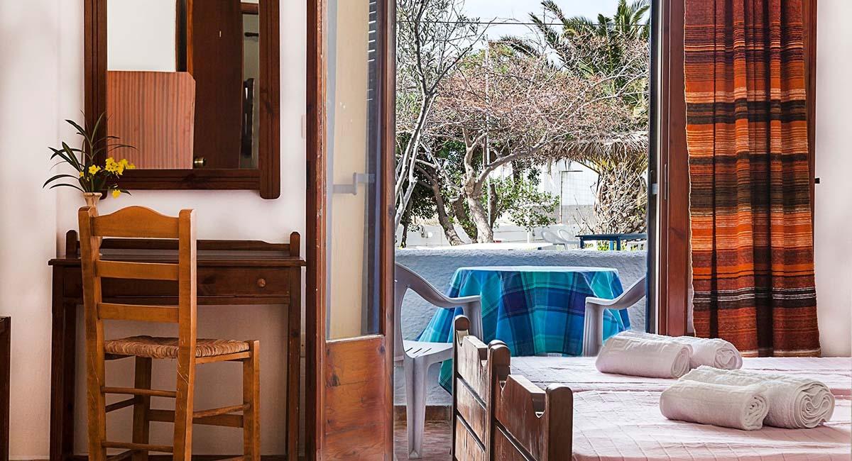 Ippokampos Hotel Patmos