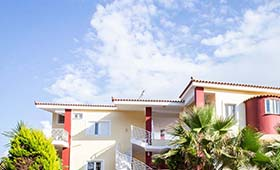 Irida Resort Suites (incl. auto)