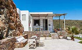 K for Kythnos Horizon House