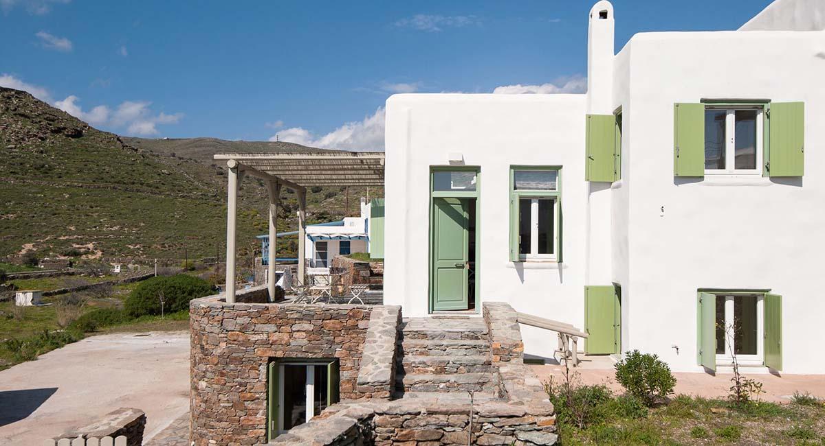 K For Kythnos Sun Ocean House Kanala Kythnos