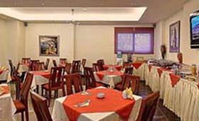 Kallirroe Hotel Patras (incl. auto)