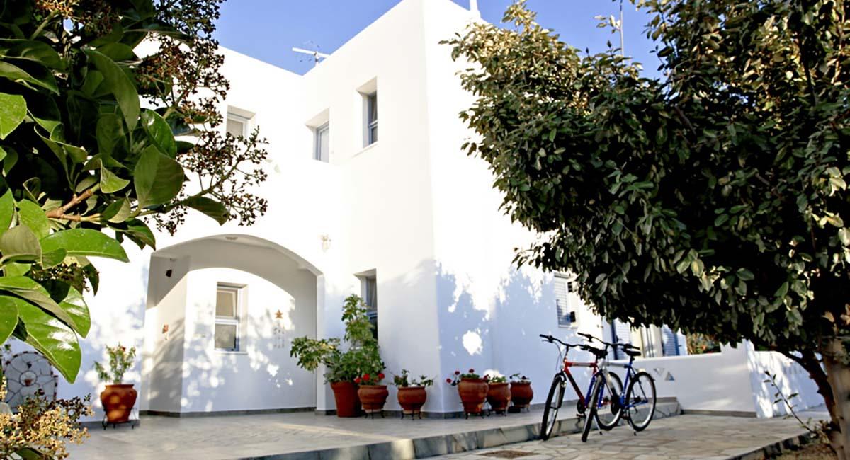 Kallisti studios en apartments