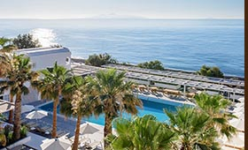 Kamari Beach Hotel - Santorini