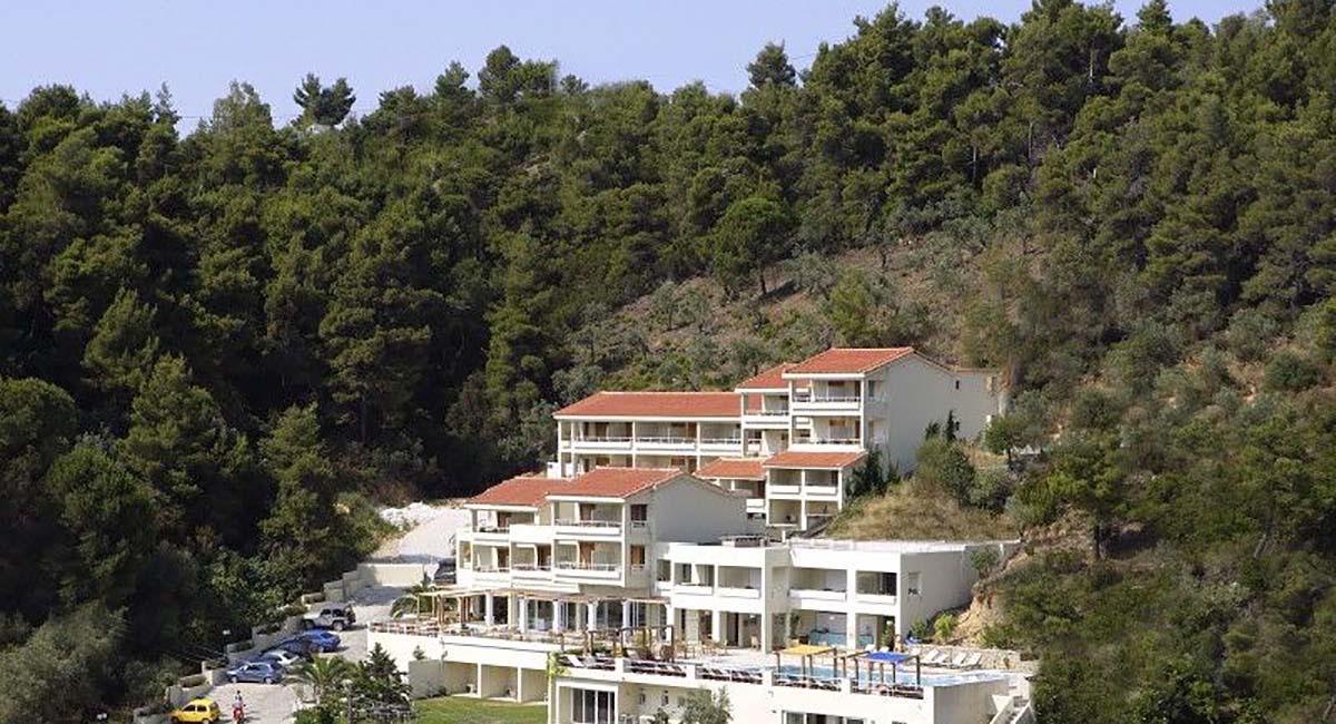 Kanapitsa Mare Hotel Spa Skiathos