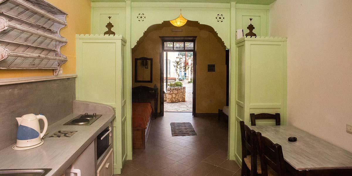 Karnayo Traditional Houses Kastellorizo