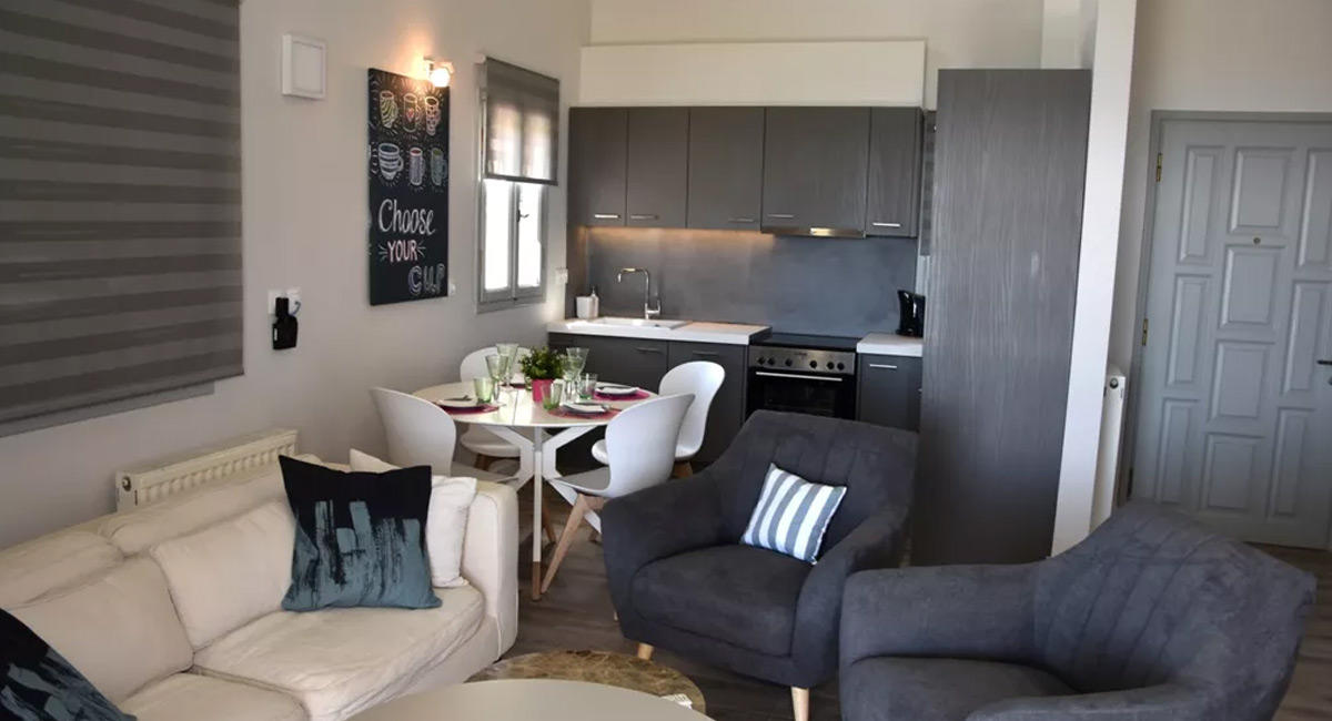 Karystos Muse apartments