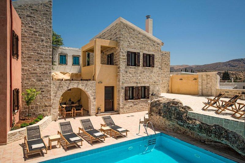 Kastalia Phaistos Villa