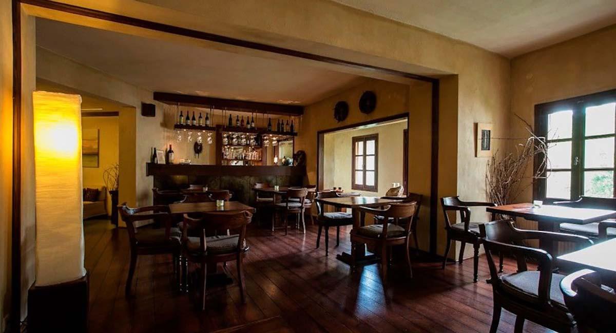 Katogi Averoff Hotel Winery Epirus Metsovo