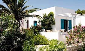 Kostantakis Winery & Residence Milos