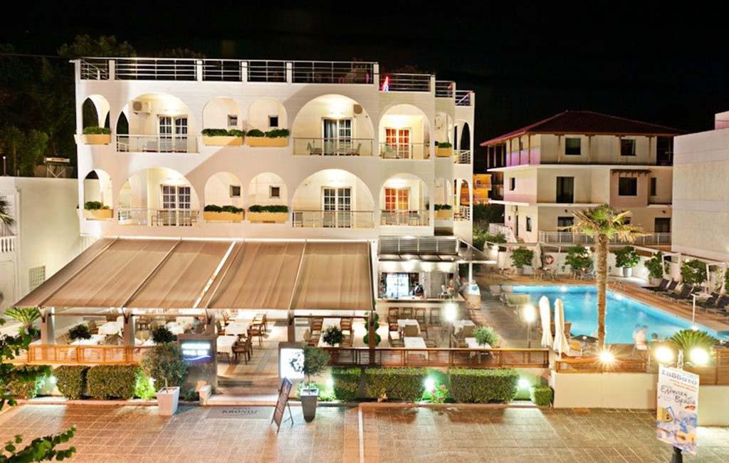 Kronos Hotel Platamonas Pieria Platamonas