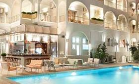 Kronos Hotel (incl. auto)