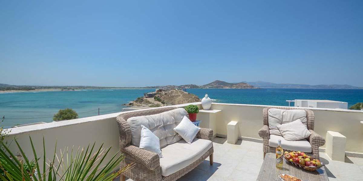 Kymata Hotel Naxos