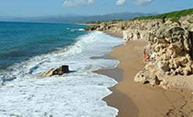 Kyparissia Beach (incl. auto)