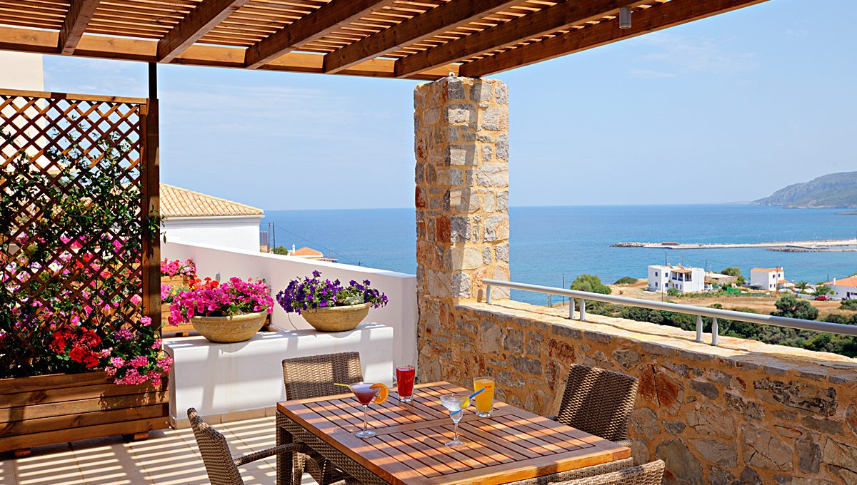 Kythea Resort Kythera Kythira