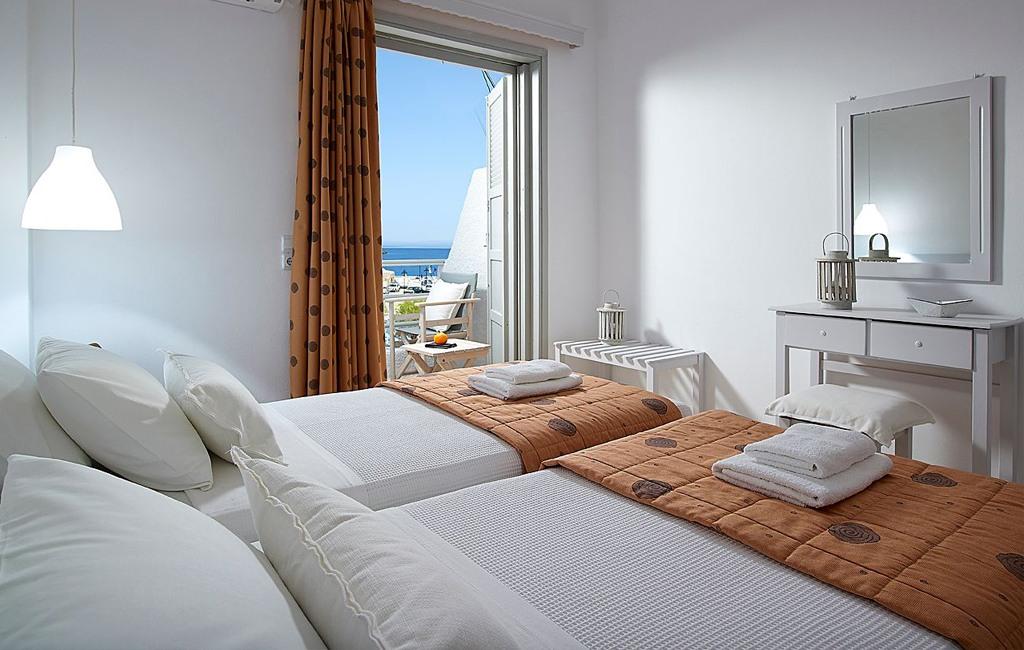 Kythnos Bay Hotel Loutra