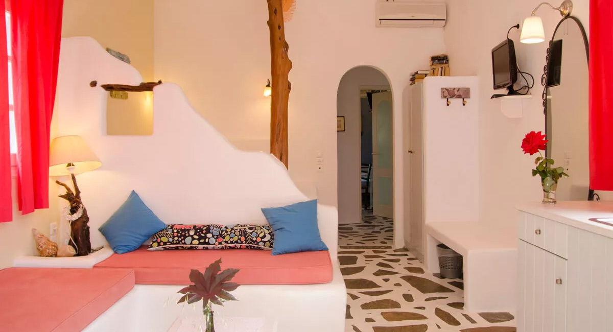 Lakki village Amorgos