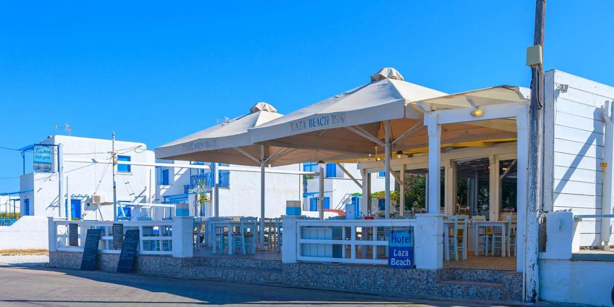 Laza Beach Inn Agistri