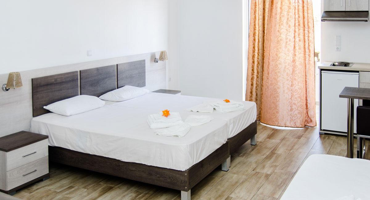 Lefka Ori aparthotel Chora Sfakion