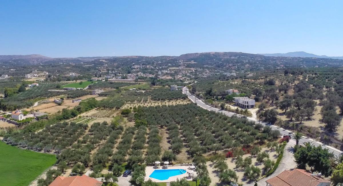 Lefkothea villas
