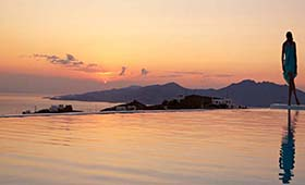 Lights of Mykonos