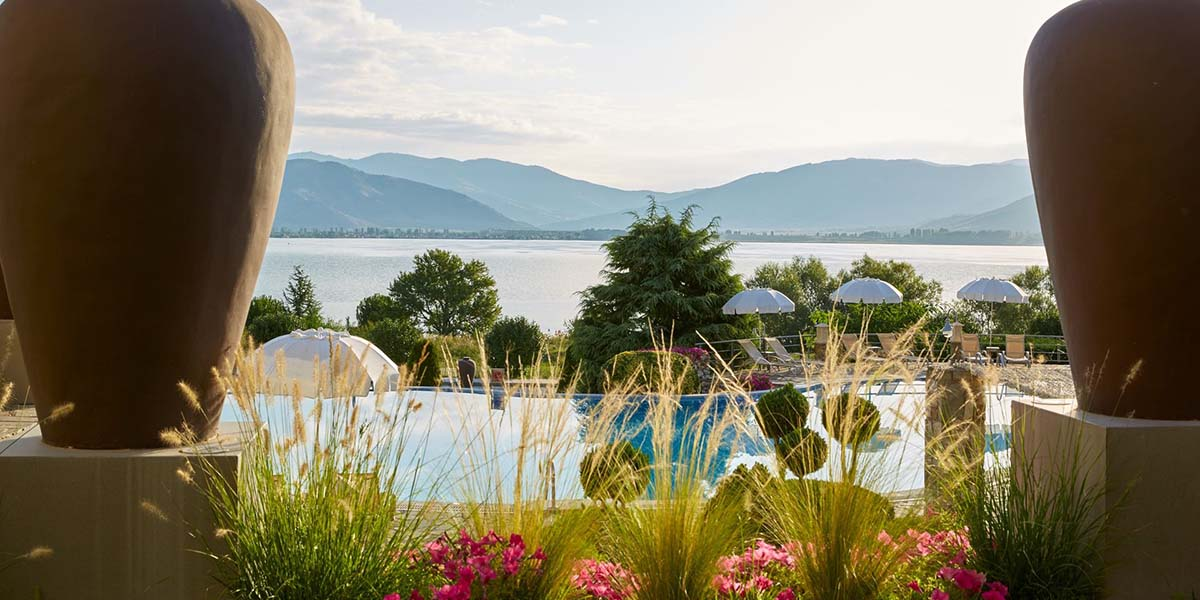 Limneon Resort Spa Kastoria Kastoria