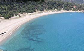 Limnionas Bay