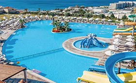 Lindos Imperial Resort (incl. auto)