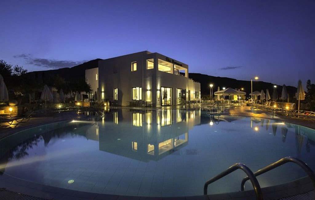 Lindos View Hotel Rhodos