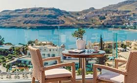 Lindos Village (incl. auto - Adults only)