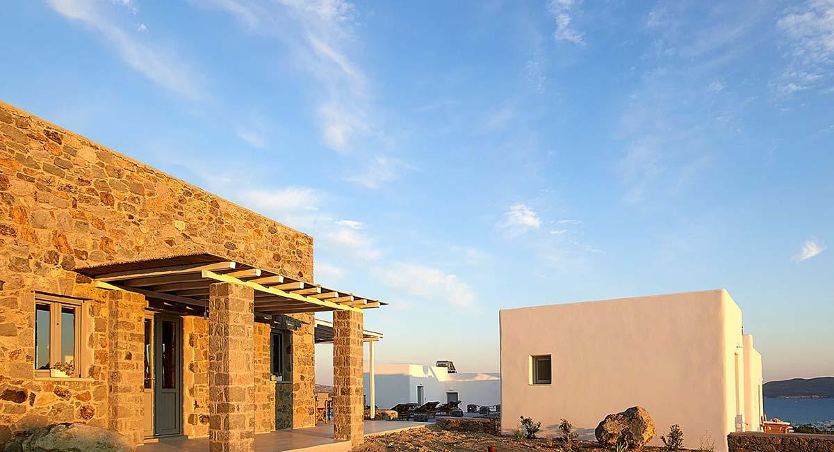 Lithos Luxury Rooms Milos