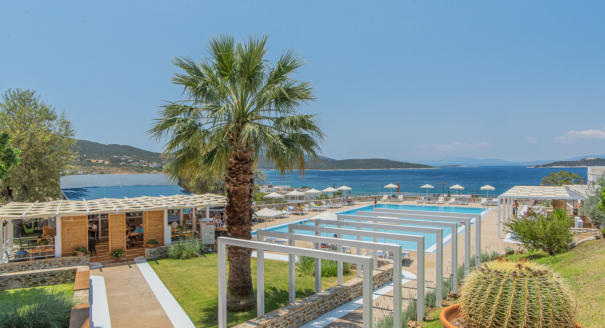 Marmari Bay Hotel Evia Centraal Griekenland