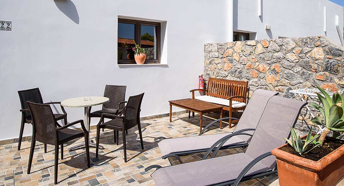 Matina Pefkos Aparthotel Rhodos