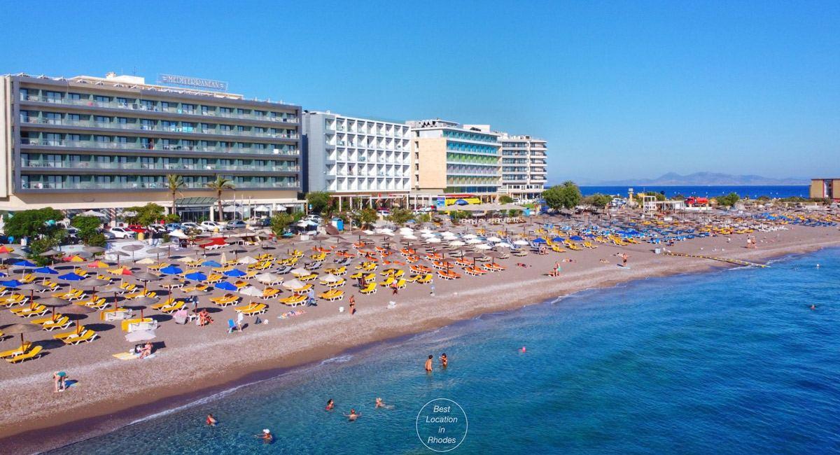 Mediterranean Hotel Rhodes