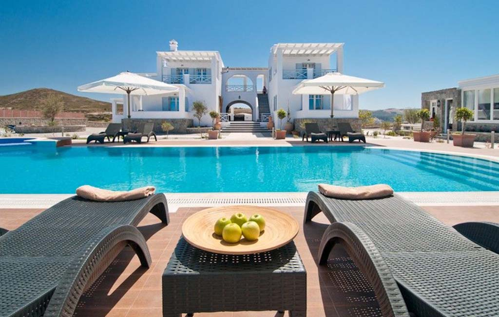 Miland Suites Milos