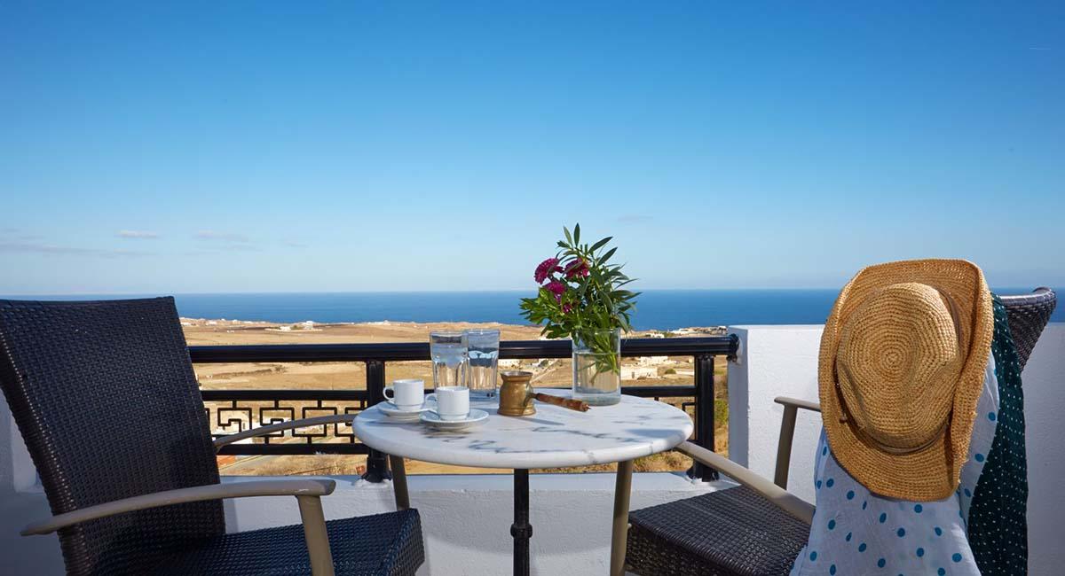 Milos Villas Hotel Santorini