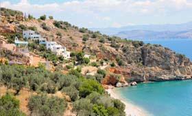 Muses seaside villas (incl. auto)