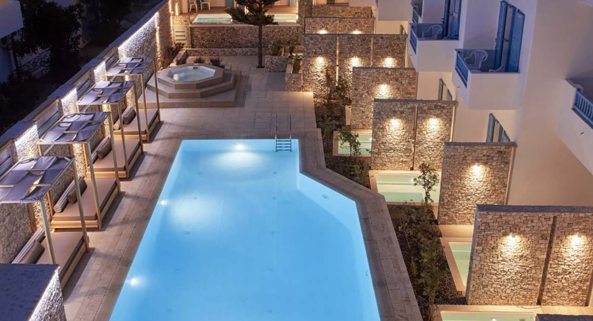 Mykonos Kosmoplaz Beach Resort