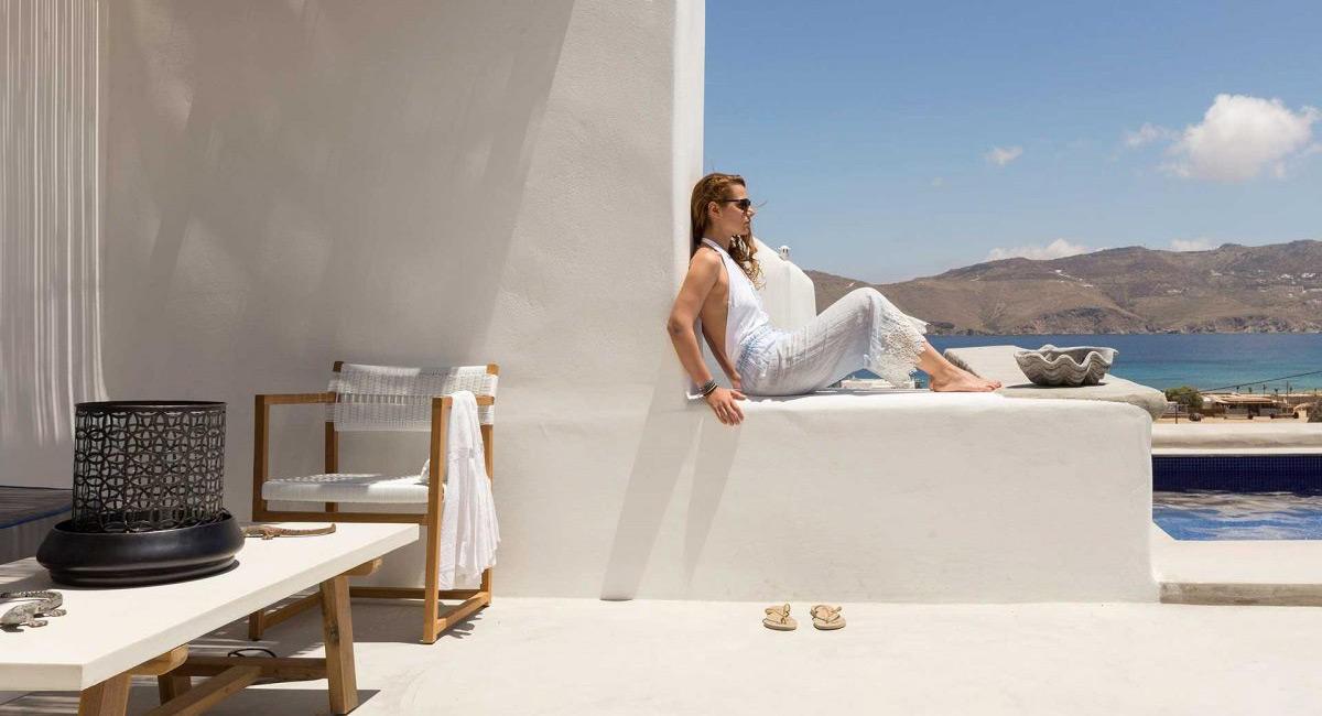 Mykonos Panormos Villas And Suites